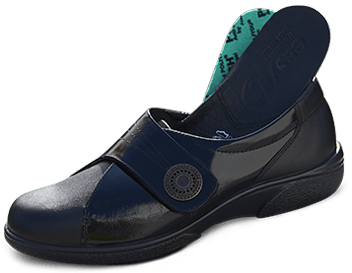 Orlando 6V Variable Extra Wide Fitting Shoe