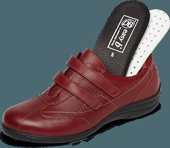 Holborn Russet V Variable Wide Fitting Shoe