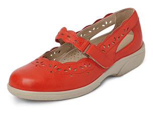 Cassie Coral Red
